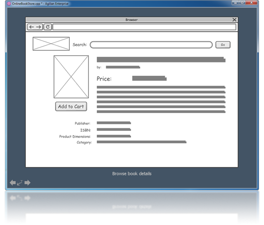 Wireframe Playback