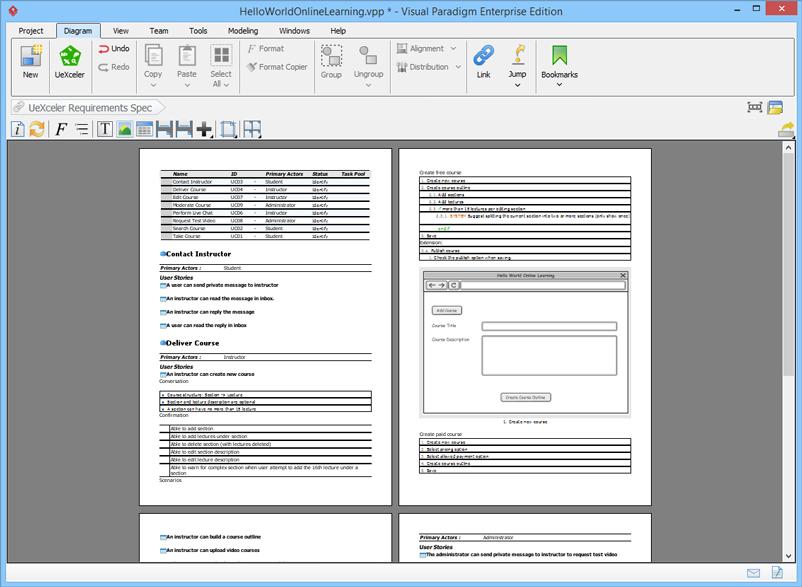 visual paradigm user guide pdf