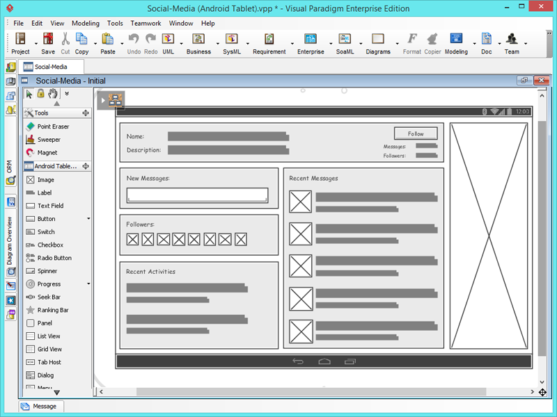 Wireframing User Experience (UX