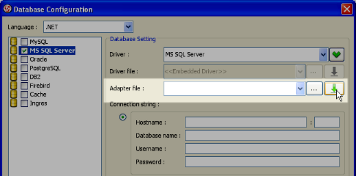 dl adapter file