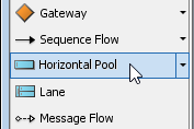 05 horizontal pool