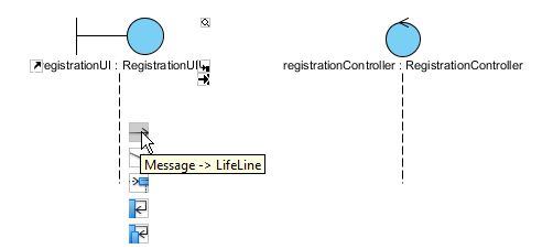 select message resource