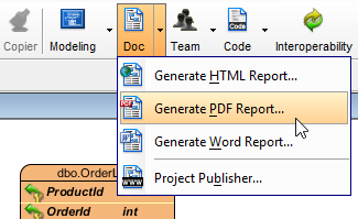 php generate pdf from database