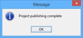 23 publish complete