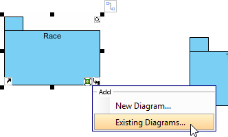 07 add existing diagram