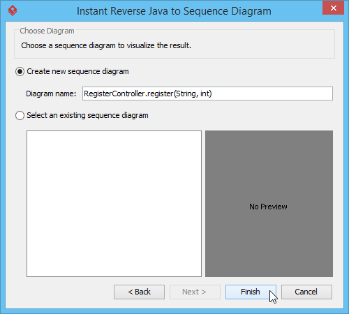 04 create new sequence diagram