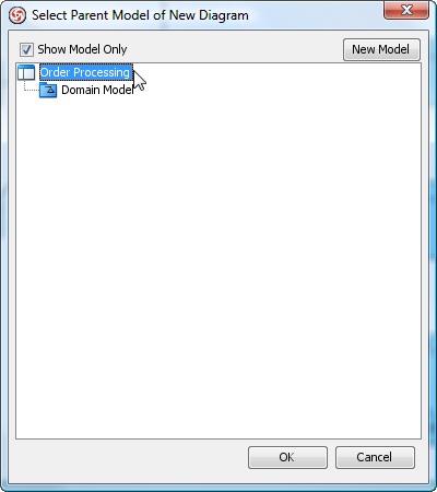select project root