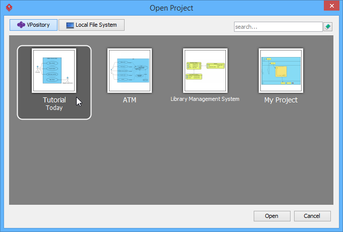 open project tutorial You can open a project from project web app for viewing and editing in microsoft project open a project in microsoft project explore training was this.