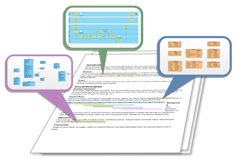 Integrate design specification into project documentation