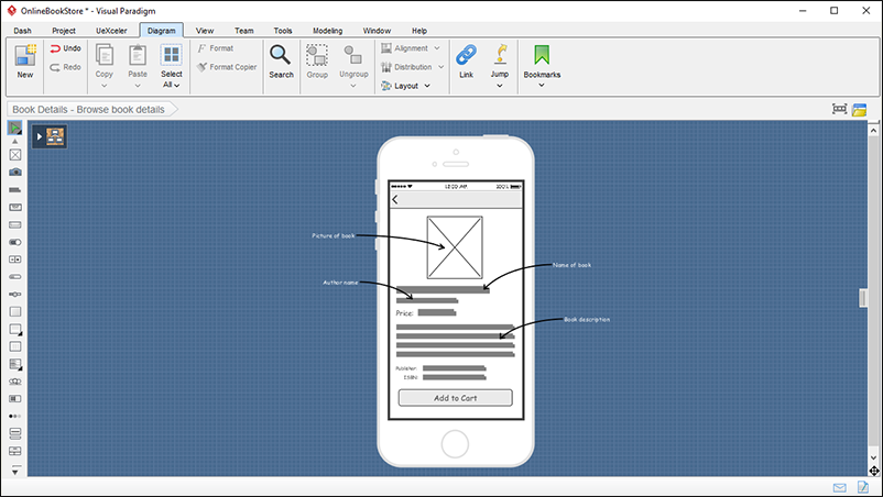 Wireframing - iPhone