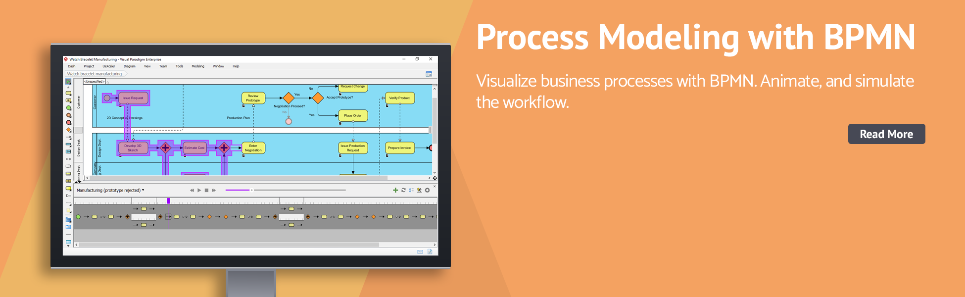 Process Modeling with BPMN