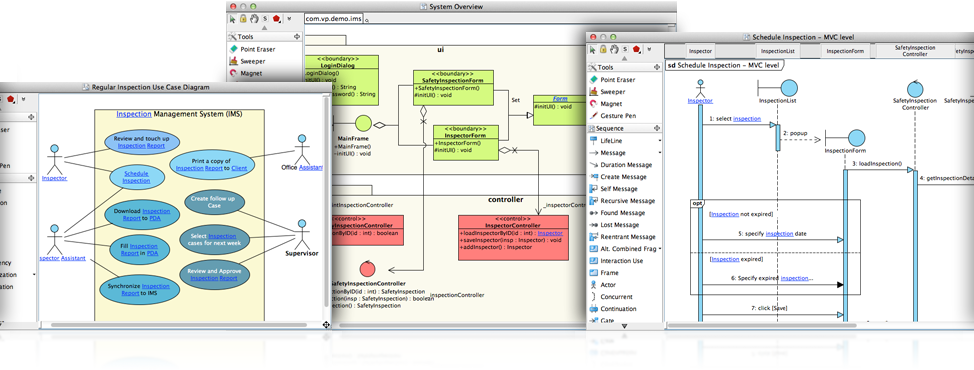 First-Class UML Modeling Experience on Mac OS X